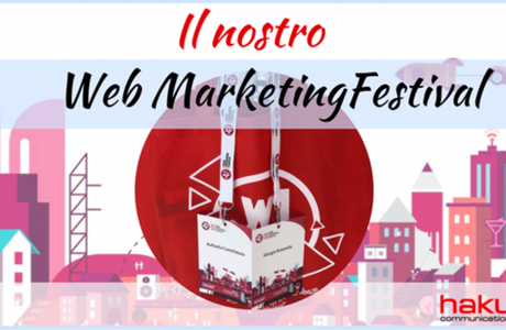 Il nostro Web Marketing Festival